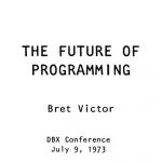 "Video: ""Future of Programming"""