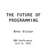"Video: ""Future of Programming"""